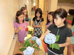 Flower's Day Service Learning2