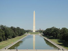 6th graders School Trip to Washington D.C.